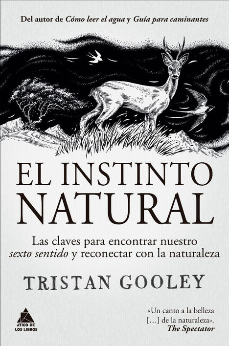 El instinto natural, de Tristan Gooley