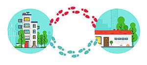 El intercambio de casas se consolida como alternativa al turismo convencional
