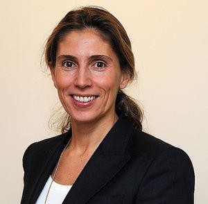 Elisa Martín, Natixis.