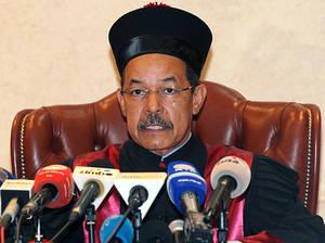 El juez Presidente del TC, Rui Ferreira.