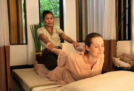 El masaje tailandés y sus beneficios