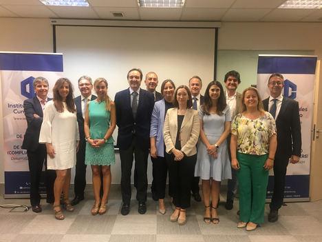 Acuerdo de integración de las asociaciones de cumplimiento IOC y ACN