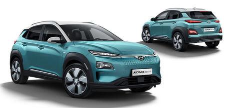 El nuevo Hyundai Kona eléctrico y la gama Ioniq en la feria VEM