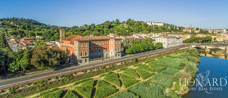El nuevo Renacimiento del Palazzo Serristori