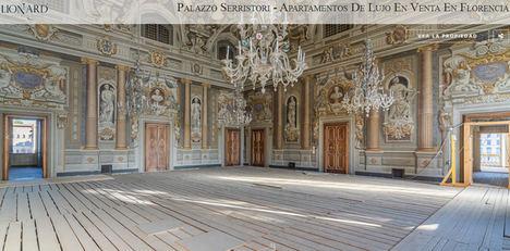 Salón, Palazzo Serristori.