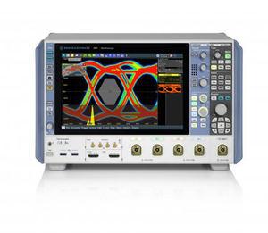El osciloscopio R&S RTP de alto rendimiento de Rohde & Schwarz duplica el ancho de banda máximo hasta los16 GHz