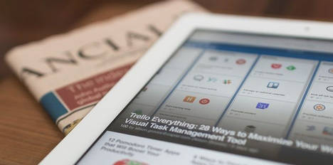 El periodista Francesc Robert plantea la creación de un diario digital