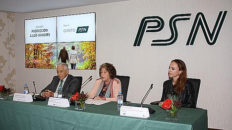 PSN presenta el Programa Filia, su apuesta para contribuir a paliar la soledad de los mayores