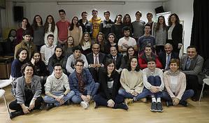 El programa de Bachillerato de Excelencia de Madrid supera los 800 alumnos de 14 institutos públicos