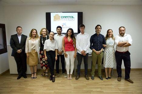 El proyecto de organización de eventos '+ Arte' gana la cuarta edición de la FP Trial de CAPITOL EMPRESA
