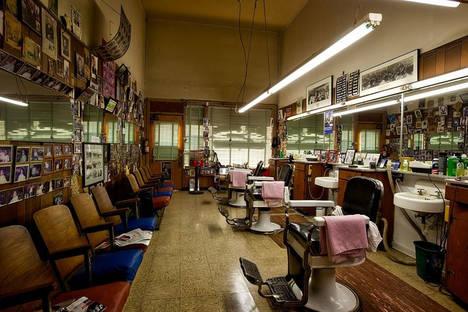 El resurgimiento de las barberías o barber shops
