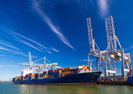El servicio de grupaje LCL de Dachser entre Hamburgo y Chile crece un 35%