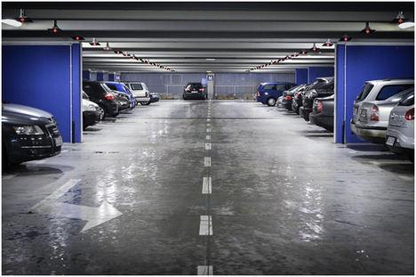 El servicio de parking en los aeropuertos es cada vez más usado