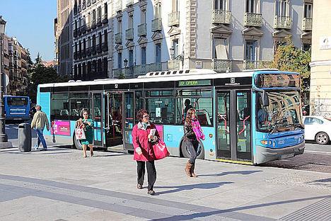 El transporte público buscará mañana el consenso político para aprobar su Ley de Financiación