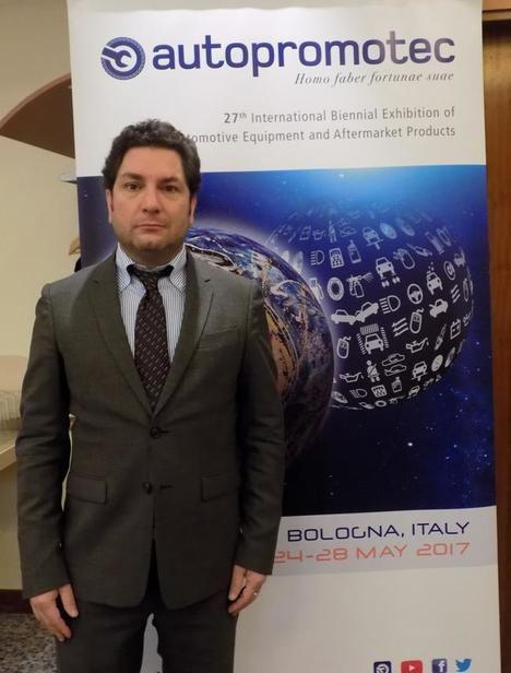 Emanuelle Vicentini - Autopromotec.