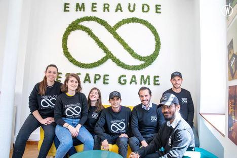 Llega a España, Emeraude Escape, la startup líder de gamificación para empresas