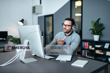 Emergya desarrollará asistentes virtuales para Genesys Cloud