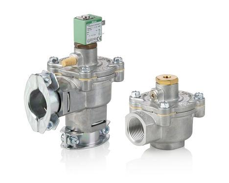 La nueva válvula de soplado de Emerson para una mayor vida útil de la bolsa y del filtro, y un menor mantenimiento en soplado de filtros de mangas de chorro inverso