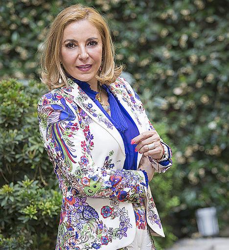 Emilia Zaballos, presidenta de Fundación Zaballos.