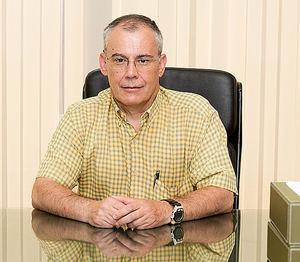 Emiliano Bernardo Muñoz, presidente de AGREMIA.