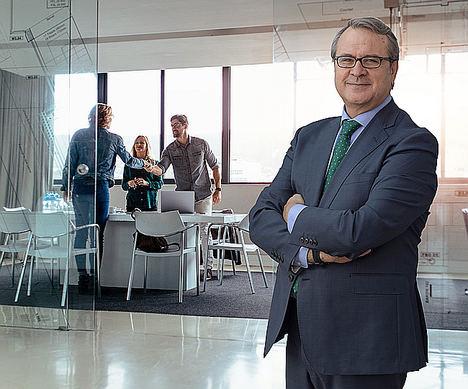 Emilio Rivas, nuevo director general del Centro de Estudios Financieros (CEF.-)