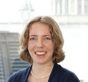 Emma Stevenson, Schroders.
