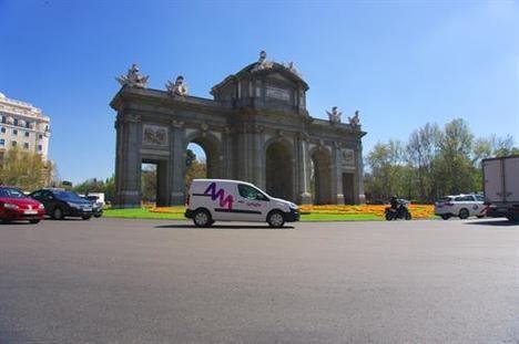 EMOV con vehículos comerciales 100% eléctricos
