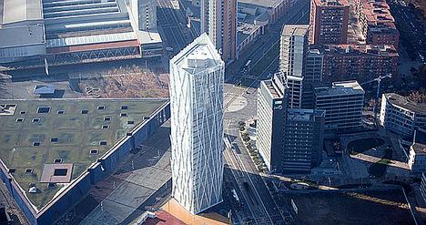 Emperador Properties adquiere el edificio Diagonal 00 de Barcelona, actual sede de Telefónica
