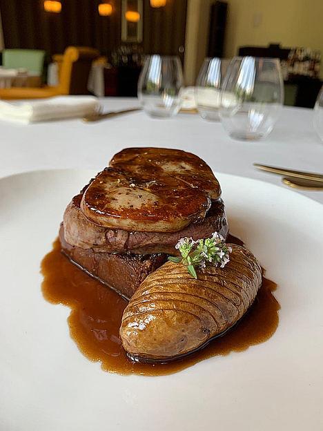 Panot, el nuevo restaurante del chef Marc Ribas en el Hotel Casa Fuster