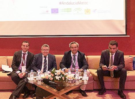 CLANER muestra el desarrollo andaluz en renovables en encuentro empresarial en Marruecos