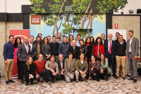 Impact Hub, primer coworking de España en obtener el sello B Corporation