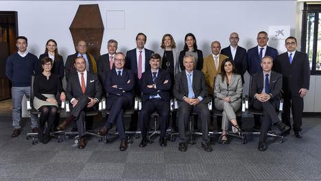 Gonzalo Gortázar explica los últimos resultados de la entidad al Comité Consultivo de accionistas de CaixaBank