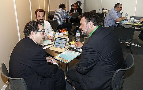 Infoagro Exhibition fomenta los encuentros de negocios entre profesionales