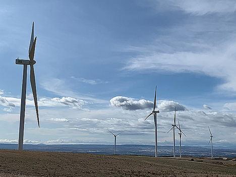 Enel Green Power España conecta a la red el parque eólico Campoliva I
