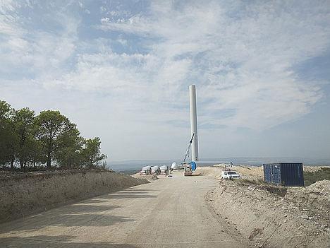 Enel Green Power España comienza la construcción del parque eólico de 35 mw promovido por BBVA con Endesa