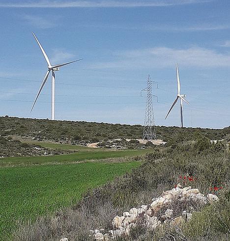 Enel Green Power España conecta 4 parques eólicos en Zaragoza con 100 millones de inversión