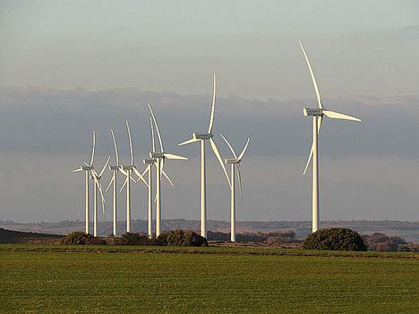 Enel Green Power España conecta a la red el parque eólico de la Ampliación los LLanos, en la provincia de Burgos
