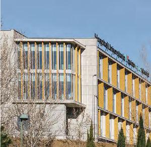 ENERO Arquitectura realiza la ambiciosa ampliación del Hospital Universitario Quirónsalud Madrid en Pozuelo de Alarcón