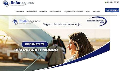 Enferseguros ofrece un seguro exclusivo de asistencia en viaje a las enfermeras y enfermeros españoles