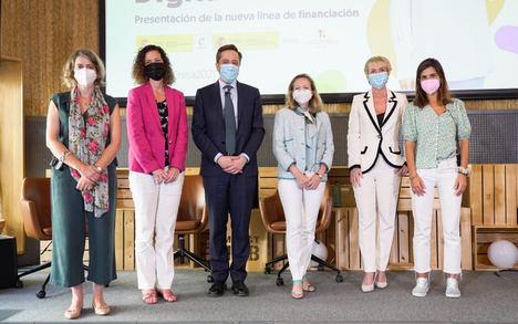 El Ministerio de Asuntos Económicos y Transformación Digital impulsa el emprendimiento digital femenino que gestionará ENISA