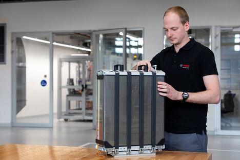 En la crisis del coronavirus, Bosch se compromete con las innovaciones tecnológicas y la acción climática
