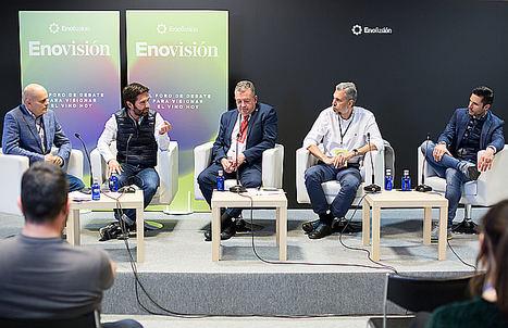 Enofusión abordará la Marca España de Vinos en su foro Enovisión