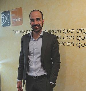 Enric Blanco, Director Comercial Robotics.