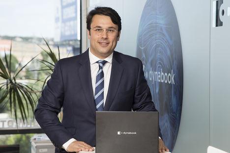 Dynabook nombra a Enrique Celma director comercial para el área de educación y administración pública