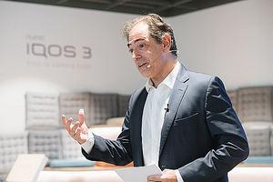 Enrique Jiménez, Director General Philip Morris Spain.