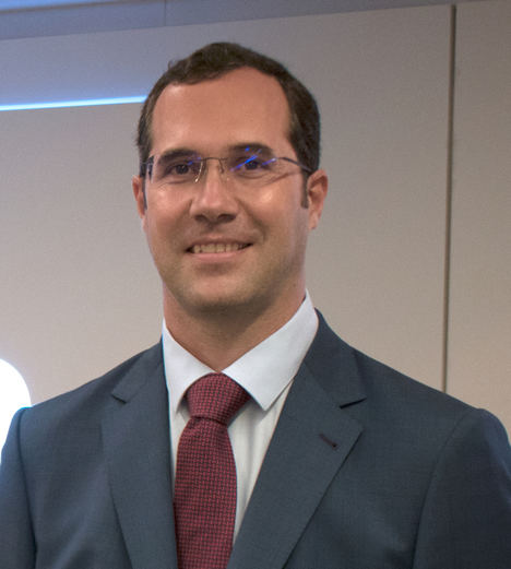 Enrique Megía, AENOR en Madrid.