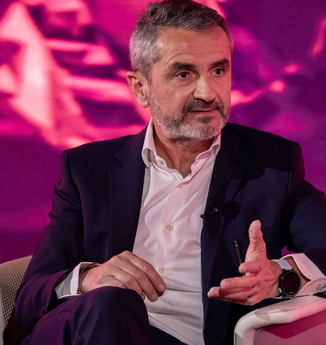 Enrique Sánchez, Presidente de Adecco España.