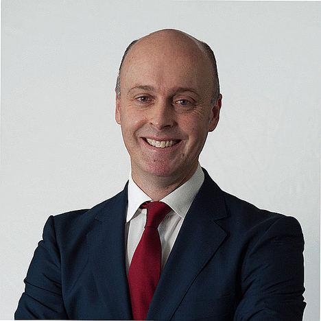 Enrique Weickert Molina, CFO Grupo Dia.