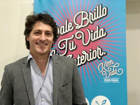 Enrique del Rey, nuevo Director General Comercial de Komvida