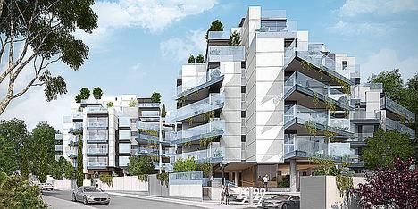 Inmobiliaria Tiuna presenta la segunda fase de su promoción de viviendas prime en el Parque Conde de Orgaz de Madrid